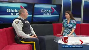 Alberta RCMP promotes Motorcycle Safety Month