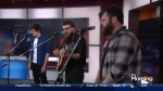 Bear's Den perform on The Morning Show