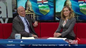 How will Alberta battle falling revenues