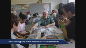 New exhibit looks at history of New Westminster waterfront