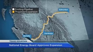 BIV: NEB approves Trans Mountain expansion