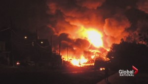 Lac-Megantic anniversary: Town united in calls for changes