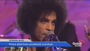 Prince autopsy reveals cause of death