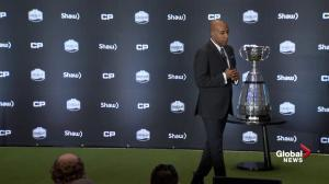 CFL commissioner praises 'wide open, super competitive' games