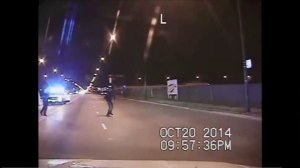 Newly released dashcam video shows 17-year-old Laquan McDonald being shot by Chicago cop