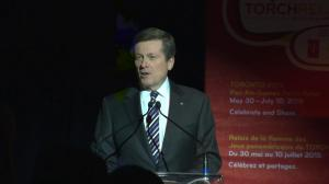 John Tory names Francis Atta premier torchbearer for Pan Am Games