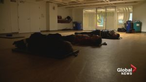 University of Calgary students enjoy new 'Nap Room'
