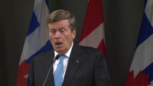 Could the federal election derail Mayor Tory's commitment to the Scarborough subway?