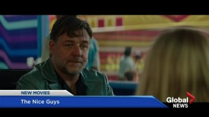 Movie reviews: The Nice Guys, The Bigger Splash