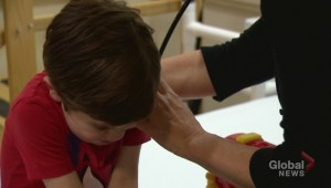 Calgary doctor saves little boy from 'silent time bomb'