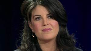 Monica Lewinsky gives a speech at TEDxVancouver