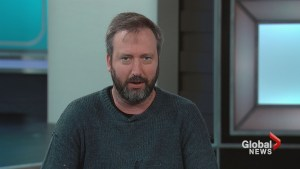 Comedian Tom Green on why he has decided to finally mix comedy and politics