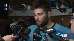 Edmonton Oilers Patrick Maroon weighs in on recent success