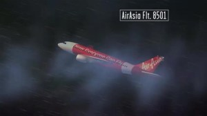 Co-pilot was flying Air Asia Flight 8501 before crash