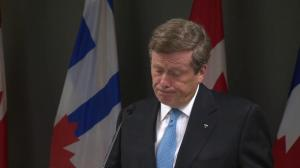 Mayor John Tory talks about what city can expect during Gardiner Expressway revamp