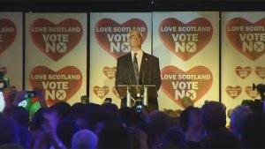 Scotland's No campaign celebrates victory