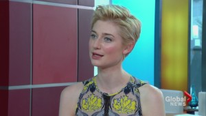Vikander and Debicki talk 'The Man From Uncle'