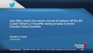 Kinder Morgan holds Twitter Town Hall