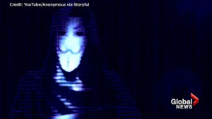 Anonymous declares war on white supremacist groups