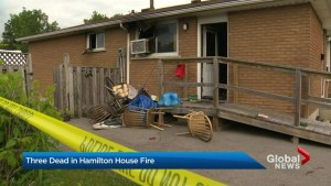 Fire Marshal investigating after 3 die in Hamilton house fire