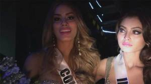 Miss Colombia reacts after controversial crowning of Miss Universe