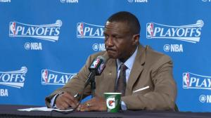 Toronto Raptors weren't physical enough in Game 1 loss to Cavs: Dwane Casey