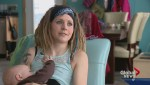 Mother speaks out after public shaming for breast feeding