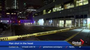 Shooting victim dies in Calgary hospital