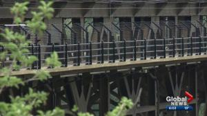 Numbers suggest safety barriers on High Level Bridge may be reducing number of suicides