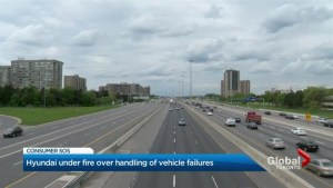Hyundai SUV owner terrified after vehicle fails on Toronto highway
