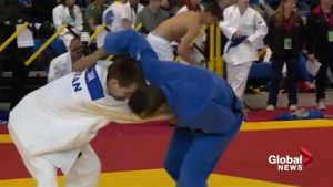 Alberta judo champion finds parallels between his sport and emergency room career