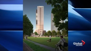 Group says proposed 29-storey Halifax building too tall