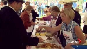 Premier Notley holds first Premier's Breakfast