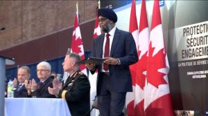 Federal government to inject $62 Billion on defence over 20 years