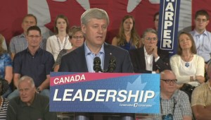 Harper comments on whether Novak was involved in the Duffy scandal