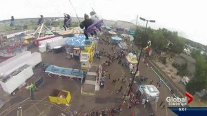 Go Pro Camera at K-Days