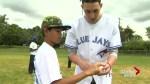 Using baseball to teach children the importance of teamwork