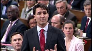 Ambrose accuses Trudeau of cash-for-access; Trudeau says Liberals follow the rules