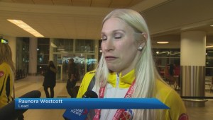 Team Englot Returns From Scotties