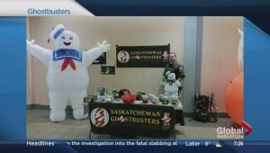 Saskatchewan Ghostbusters
