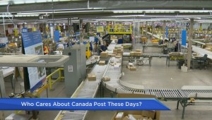 Canadian reaction to Canada Post labour dispute