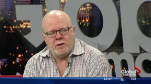 Edmonton dad raised $20K during frigid fundraiser in daughter's memory