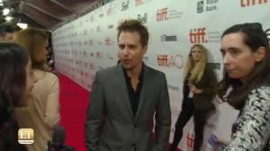 TIFF Red Carpet – Mr. Right: Sam Rockwell