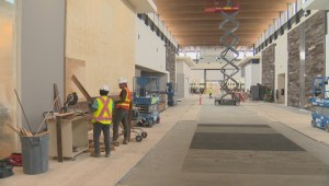 Winnipeg outlet mall starting to take shape for grand opening