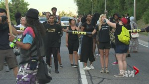 Ferguson Missouri in a state of emergency after violence breaks out