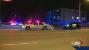 Man shot in Southwest Calgary.