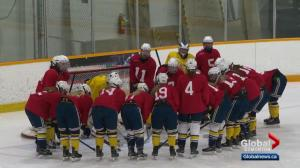 Women's hockey team from St. Albert to play in Esso Cup