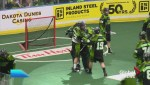 Saskatchewan Rush hold on to beat Mammoth 11-10, advance to Champion's Cup final