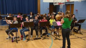 In Learning in Limestone we visit JG Simcoe Public School for the Enhance Music program!