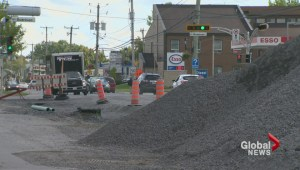 Local business and Vaudreuil traffic chaos